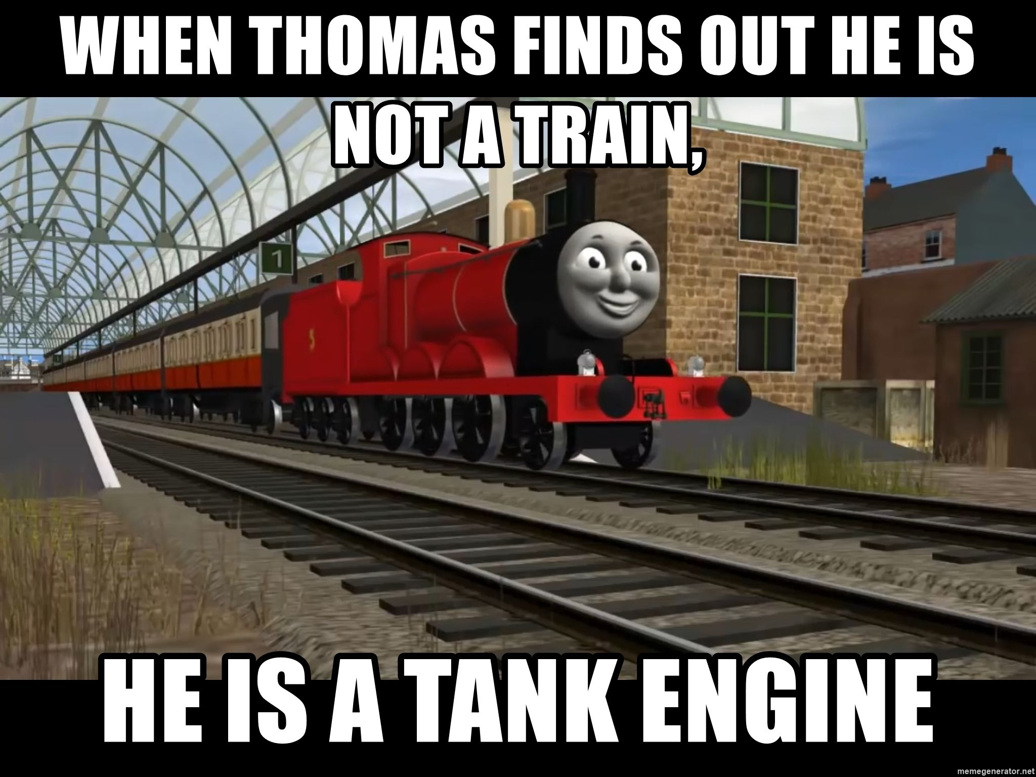 Top 18 Thomas The Tank Engine Meme Thomas The Tank Engine Thomas The Tank Engineering