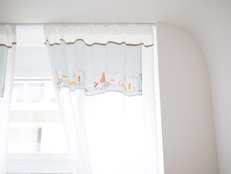 Gardinenhalter Kinderzimmer ~ Die besten vorhänge für kinderzimmer ideen auf