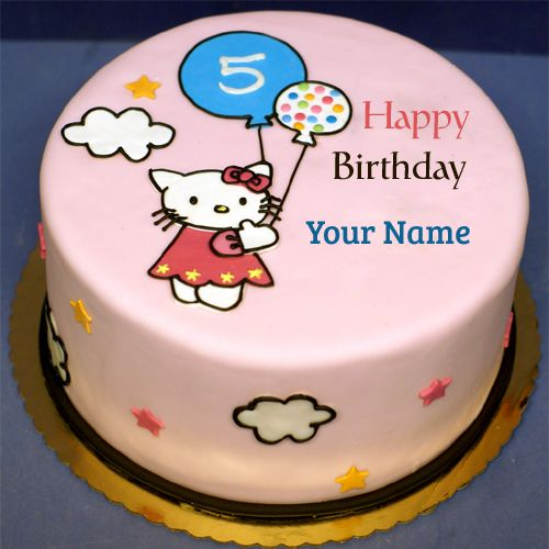 Write Name on Birthday Cake Pinterest Happy birthday