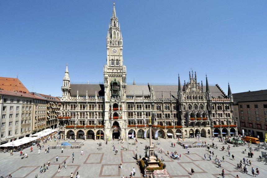 """Résultat de recherche d'images pour """"Munchen Marienplatz"""""""