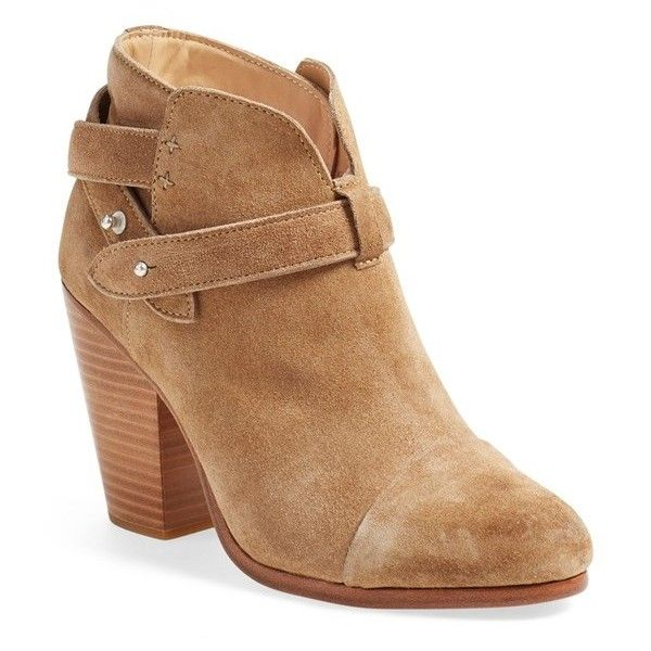 for cheap for sale outlet find great Rag & Bone Suede Cap-Toe Boots prices online xGawLKE