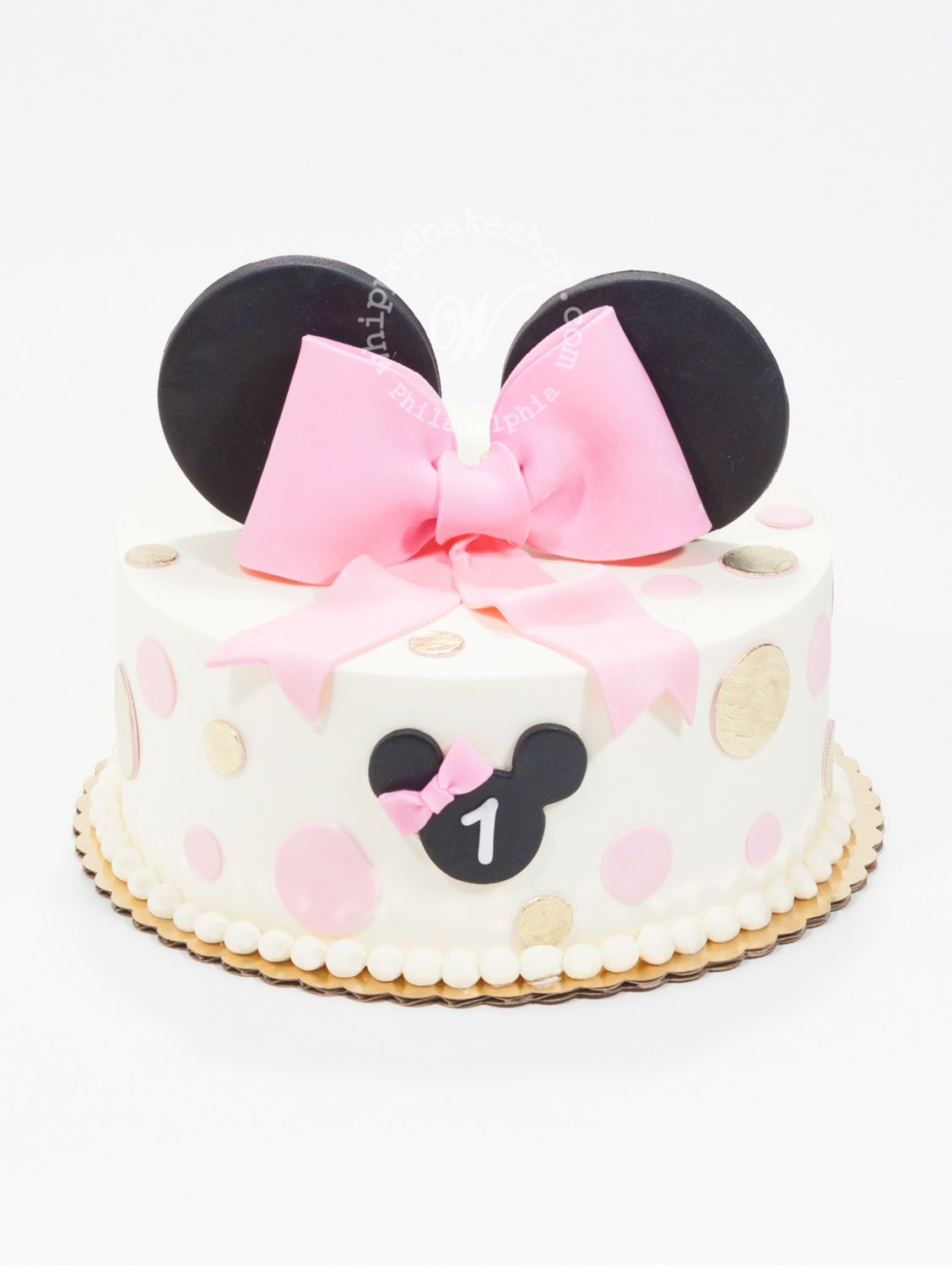 Minnie Mouse 1st Birthday Minnie Mouse 1st Birthday Minnie Mouse Birthday Cakes Mini Mouse Birthday Cake