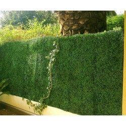 Haie Artificielle Plaque 50 X 50 Cm Buis Terrasse Jardin Haies