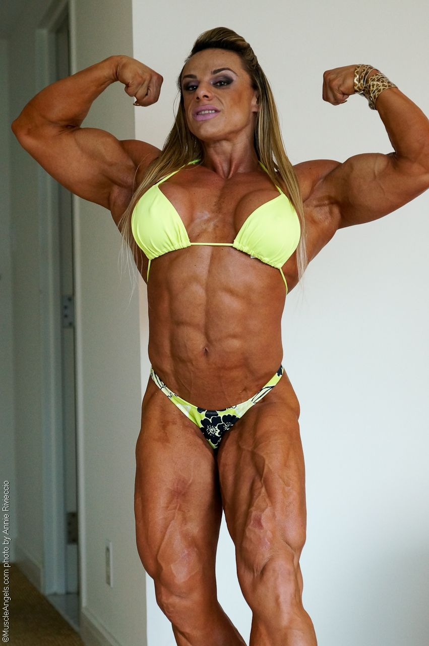 Muscled females #12