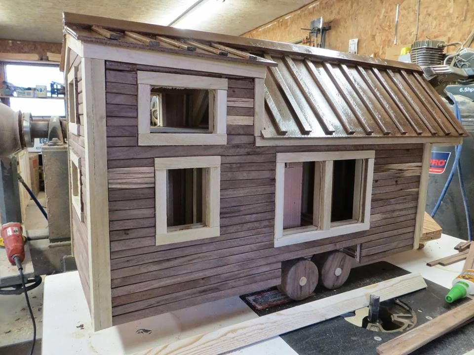 Another Sneak K Of Our Next Tiny House We Ll Have A Photo