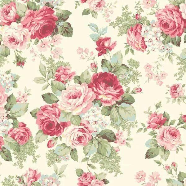 600 600 p smo a for Cream rose wallpaper