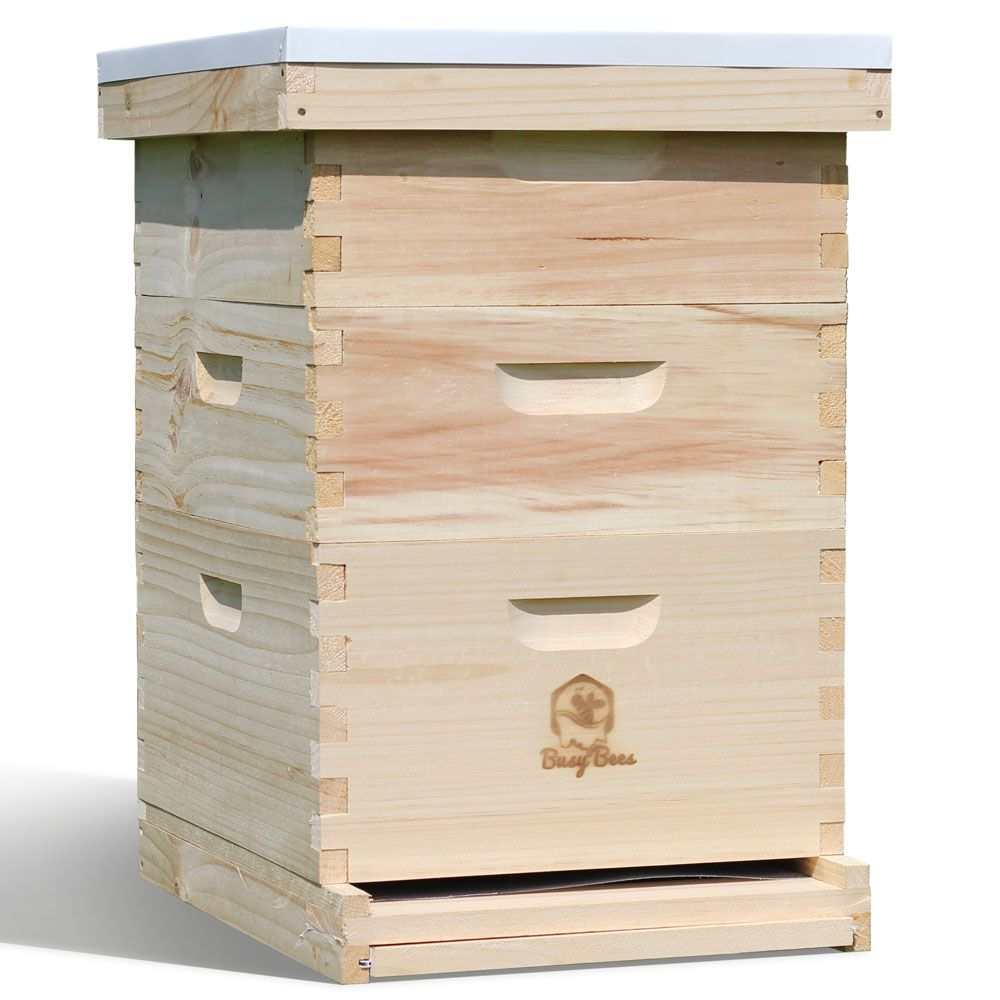 Beehive For Sale Perfect For Beginner Honey Production Free Shipping Bee Hive Bee Keeping Backyard Beekeeping