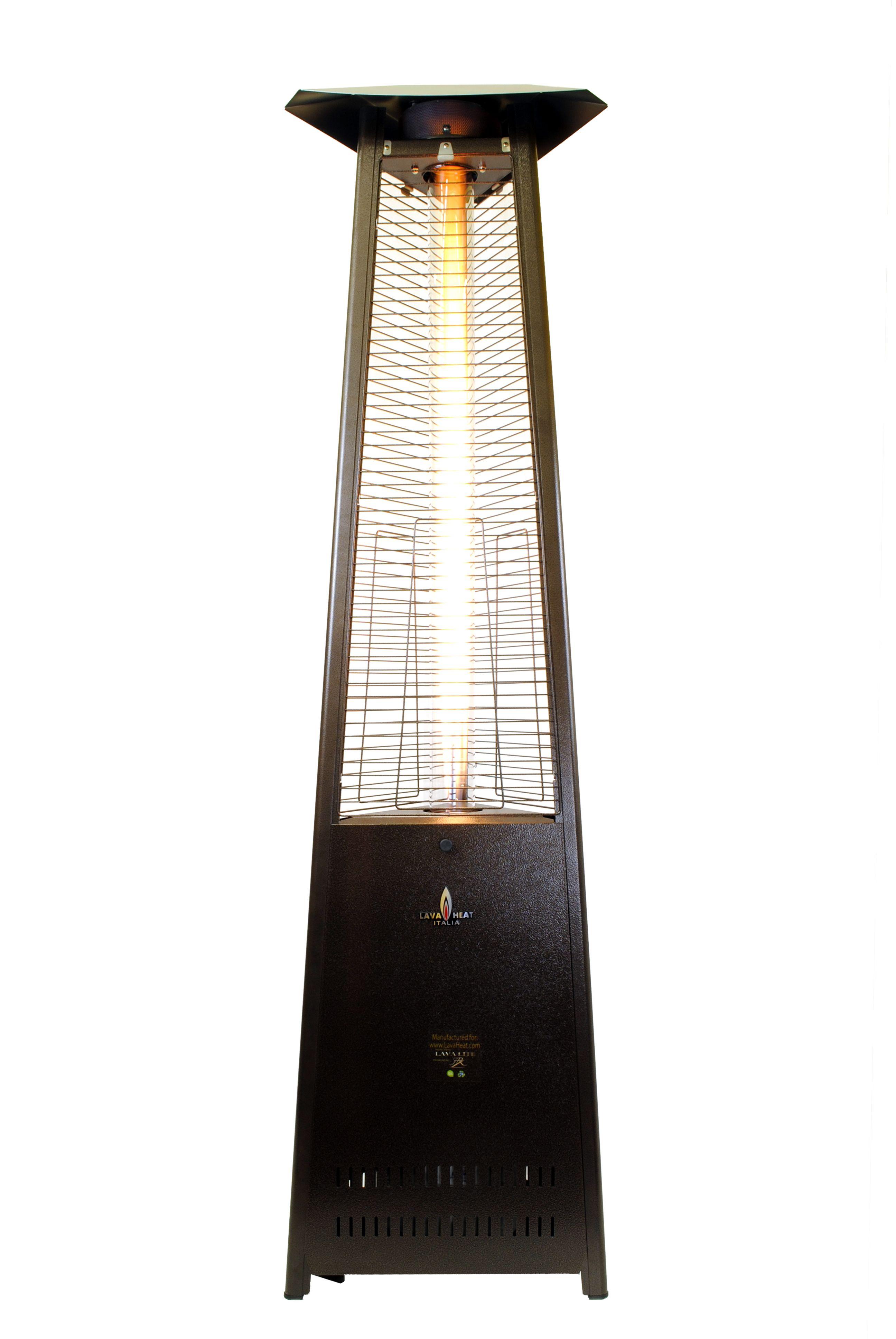 Lava Lite Propane Patio Heater Heritage Bronze Patio Heater Natural Gas Patio Heater Propane Patio Heater