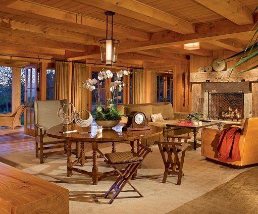 Best Look Inside Richard Dean Anderson's Red Cedar Residence In 400 x 300