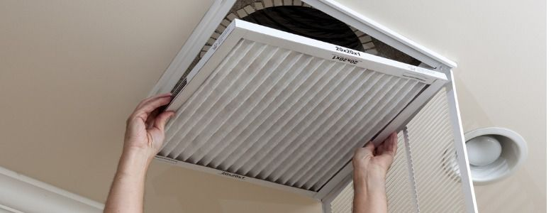 Small Window Ac Unit  How Often To Change Ac Filter