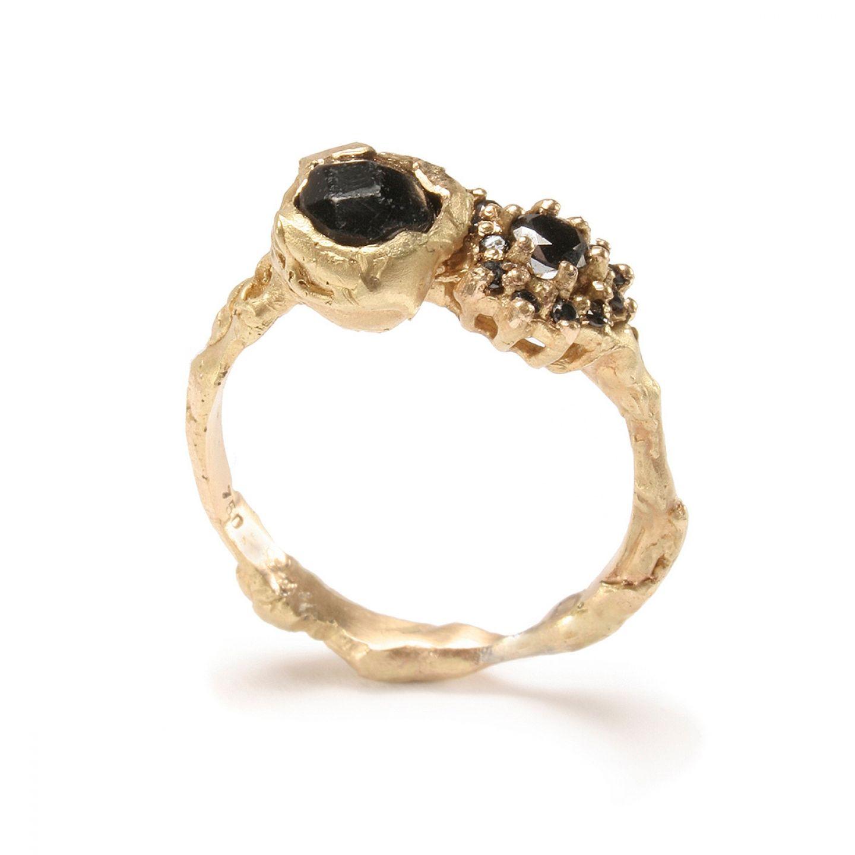 Julia Deville Fine Jewellery Engagement Ring Wedding Jewellery Black Diamonds More On The Lane Jewelry Rings Engagement Jewelry Wedding Jewelry
