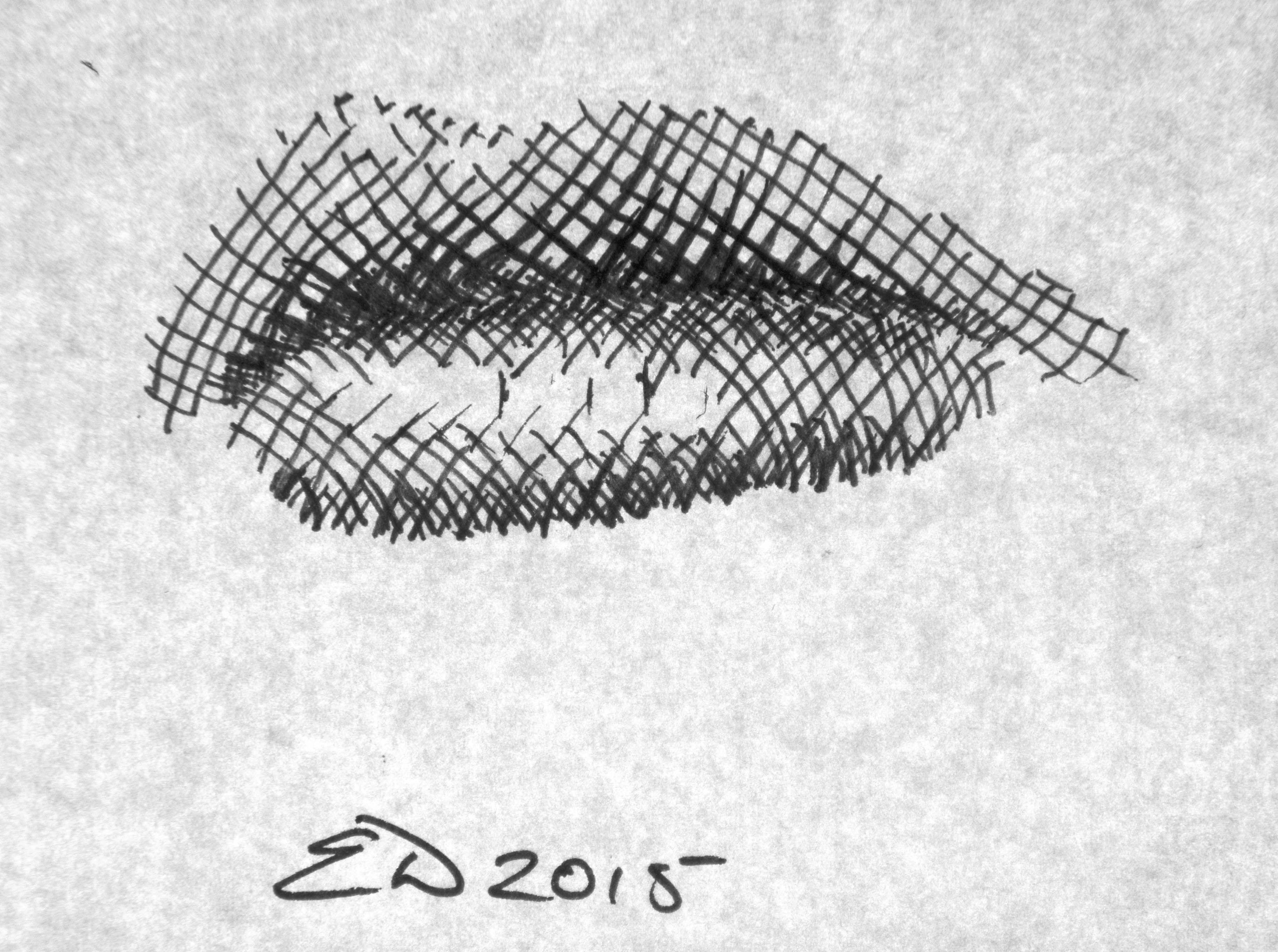 Lip Shading Exercise