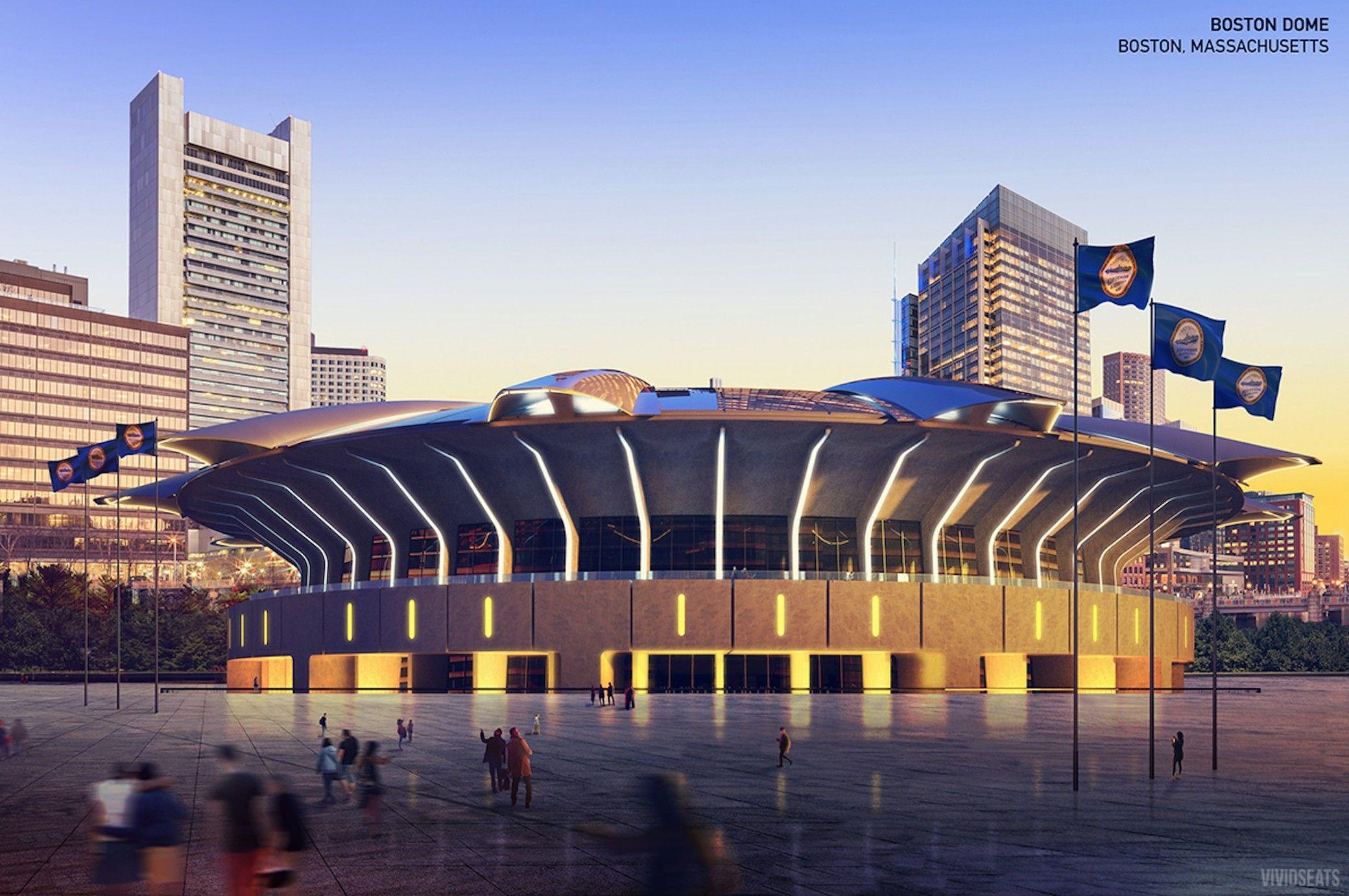 7 baseball stadiums that were never built arch2o com in 2020 baseball stadium three rivers stadium stadium design pinterest