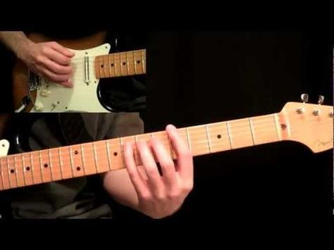 Little Wing Guitar Lesson Pt.1 - Jimi Hendrix - Intro - YouTube ...