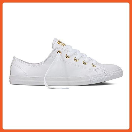 Converse Womens CT All Star Dainty Low Top White Synthetic