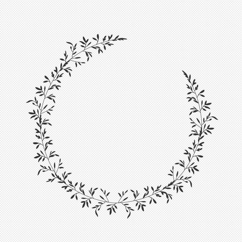 37++ Monogram wreath svg free ideas