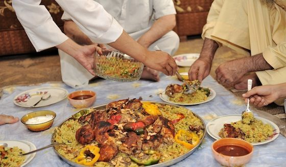 Traditional syrian fare perhaps this what fadwa ate before losing explore saudi arabia rice recipes and more forumfinder Image collections