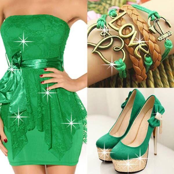 Vestidos cortos lindos facebook