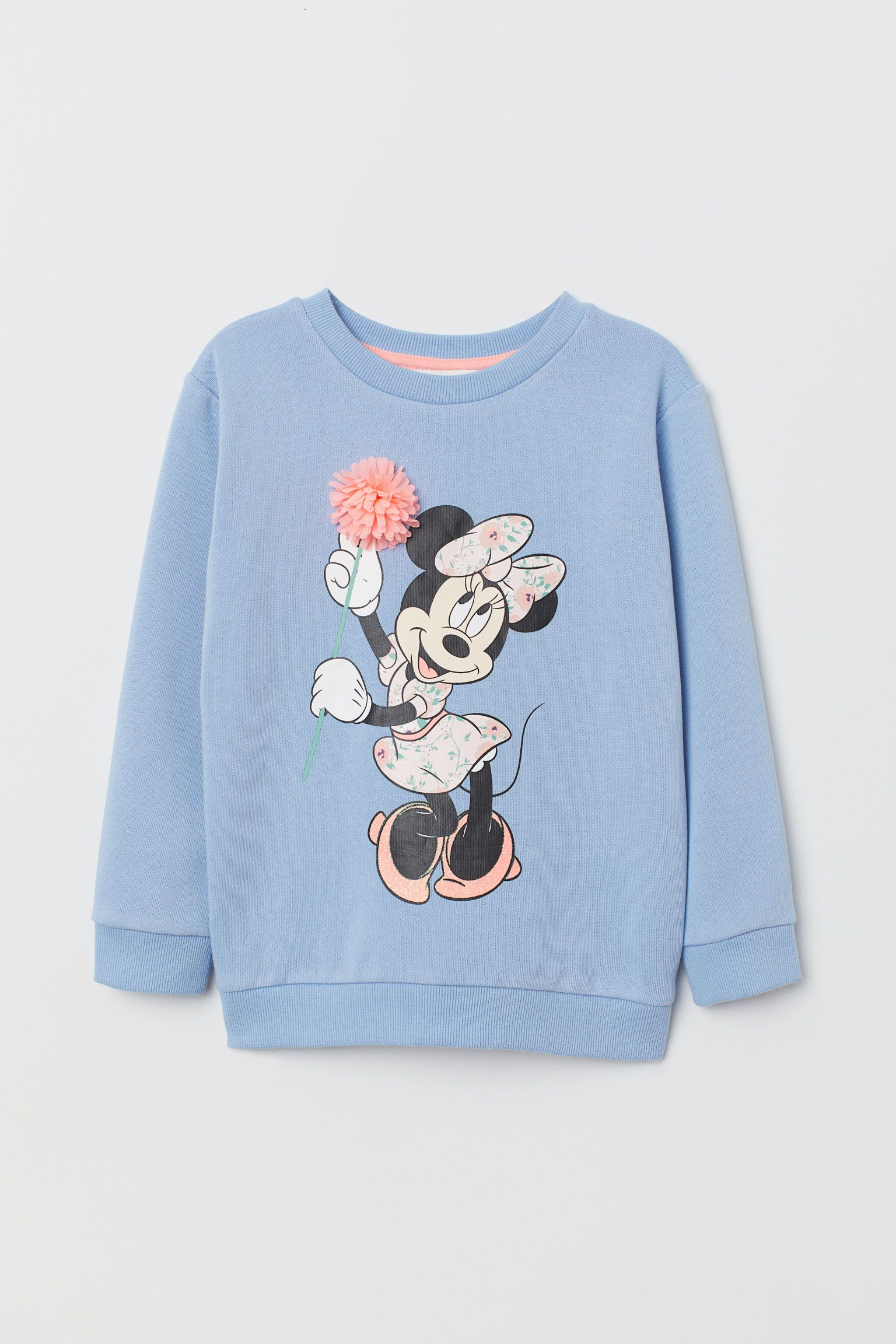 Kids Girls Disney Cartoon Hoodie Sweatshirt Outfits Clothes