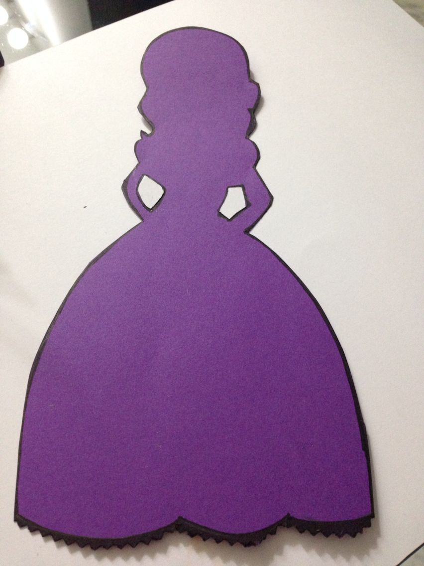 Sofia The First Bedroom Accessories Disney Decorations Princess Sofia The First Silhouette Disney