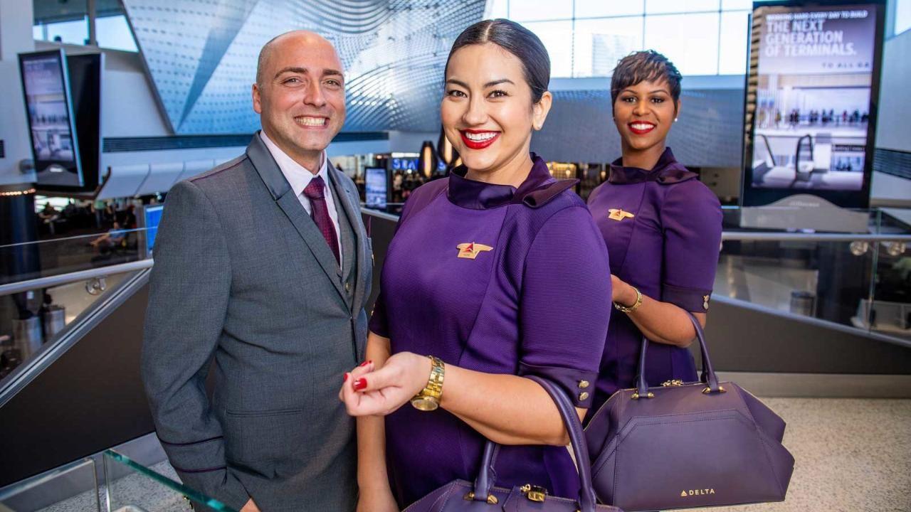 Delta Is Hiring 1,000 Flight Attendants for Next Year