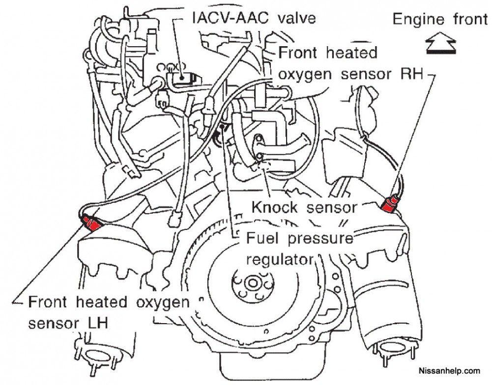 Qx8 Engine Diagram Kit