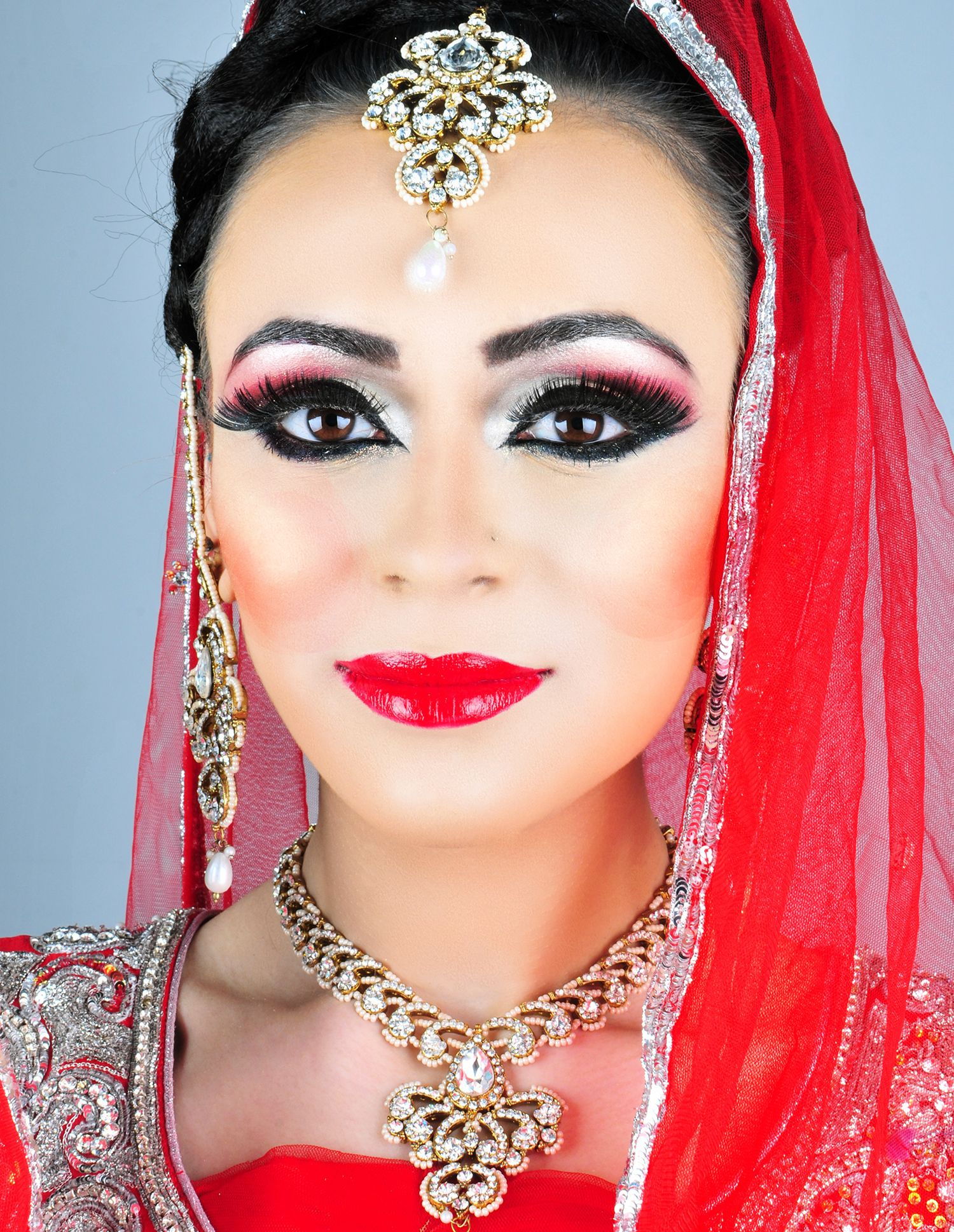 Pin by CeeCee Mua on Asian Bridal Makeup Asian hair and