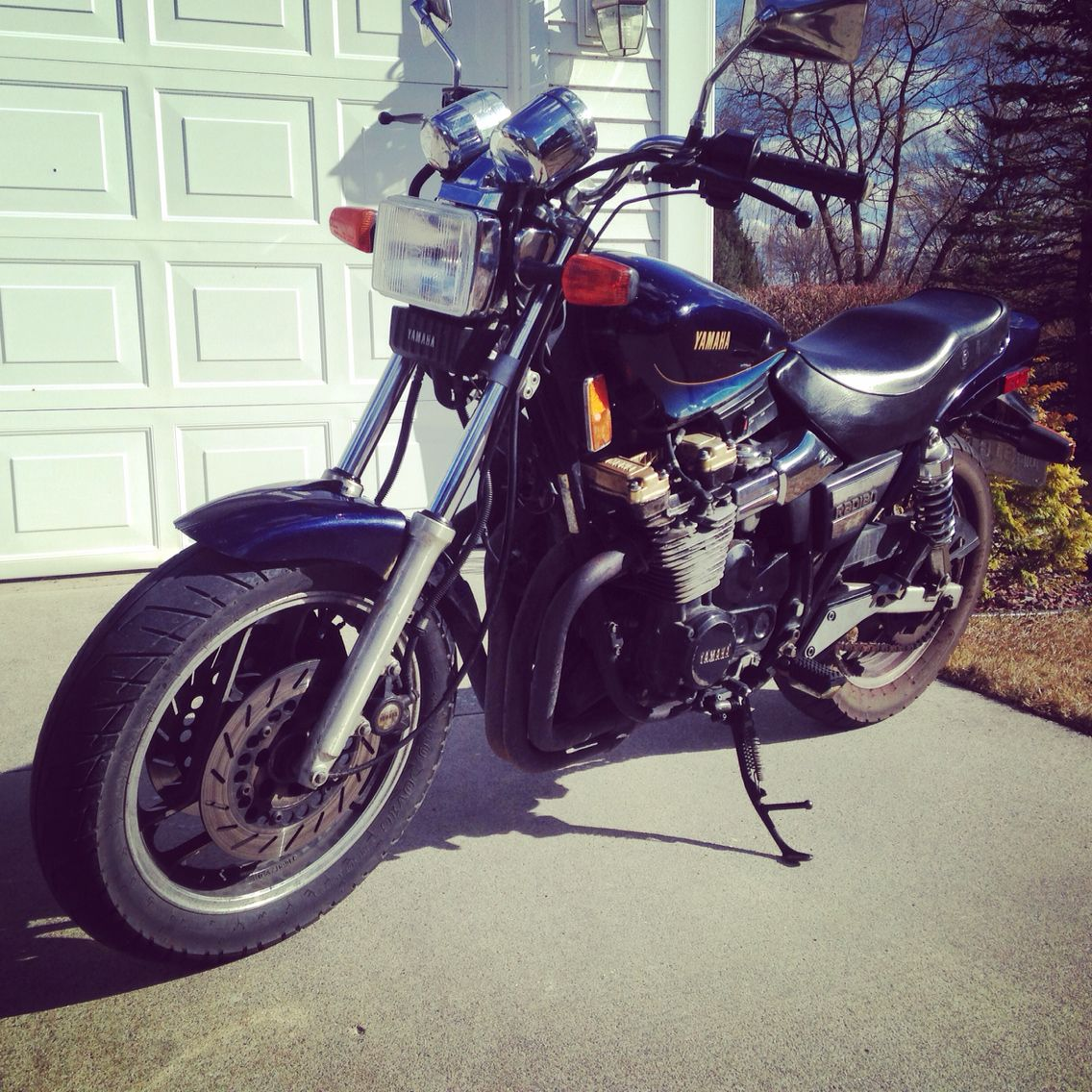 Yamaha Radian YX600 - 1986 (only 6000 miles and for sale