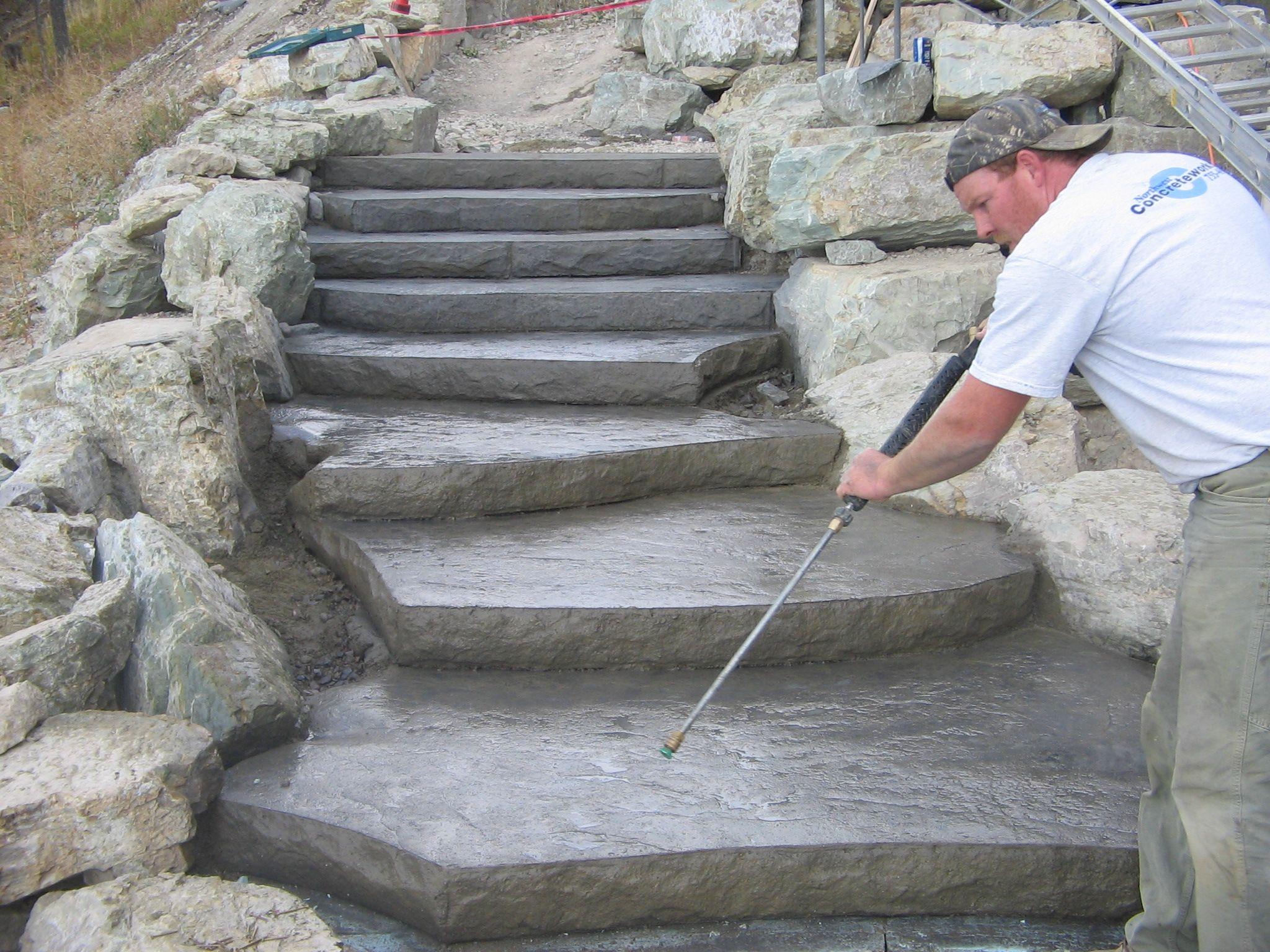 Best Concrete Patios Sidewalks And Driveways « Nw 400 x 300