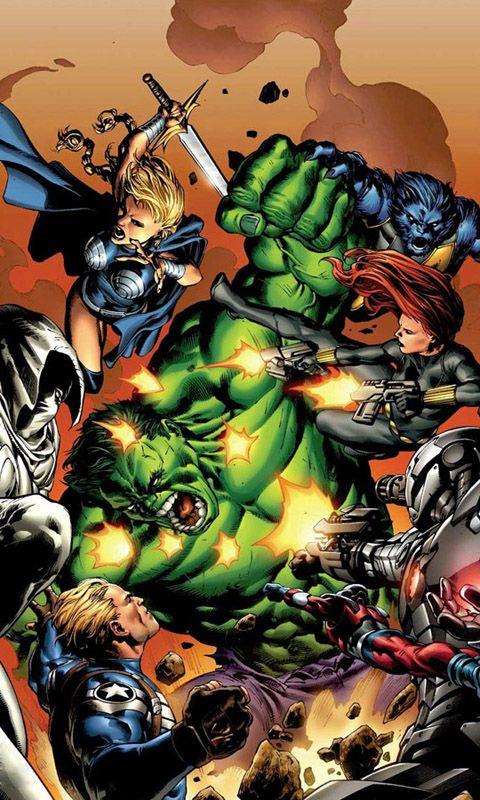incredible hulk live wallpaper  Free Incredible Hulk Live Wallpaper APK Download For Android ...