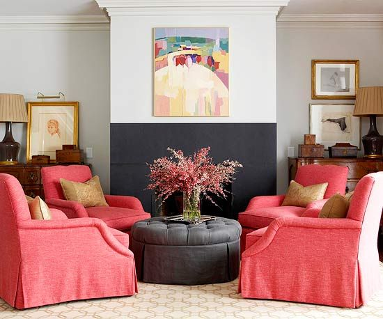 ideas for decorating in red living rooms to live in pinterest rh pinterest com