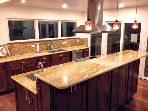 What Color Countertop With Maple Cabinets Hnnizckp
