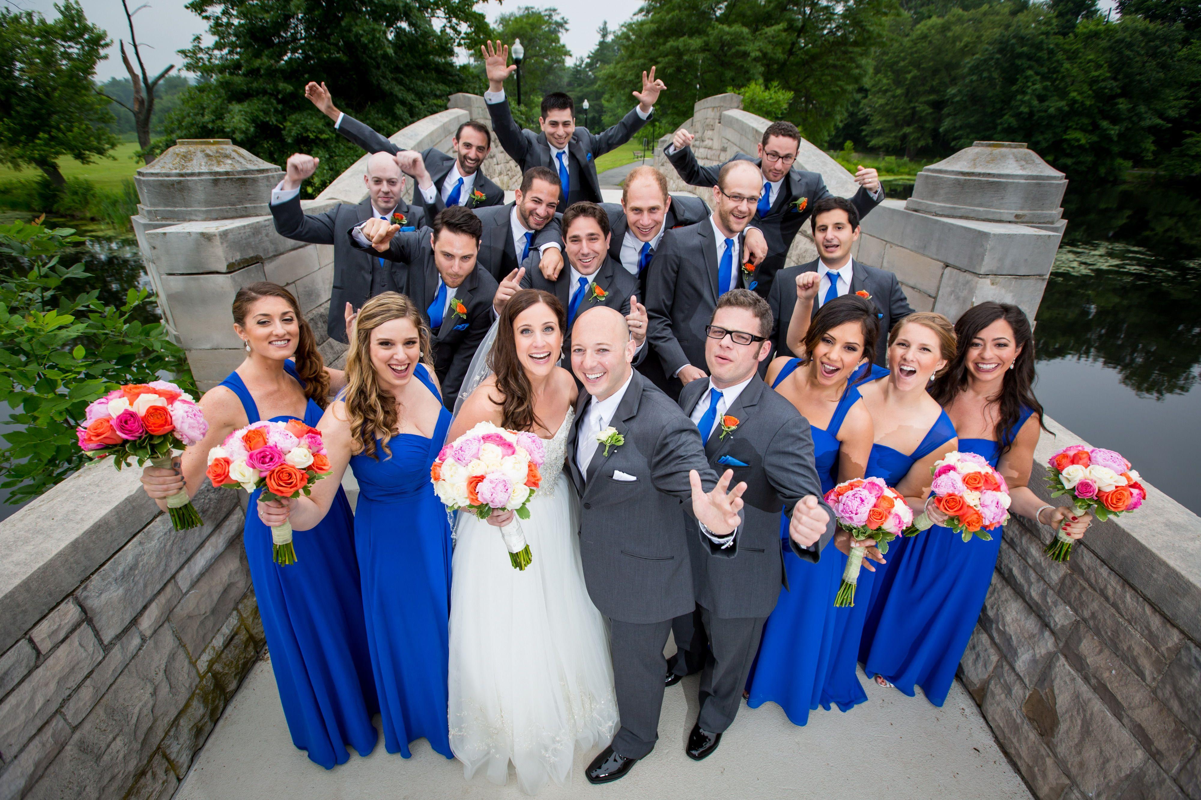dresses wedding blouson gown blue bridal papell art bls bridesmaid adrianna deco regular gowns beaded bridesmaids lighting light default