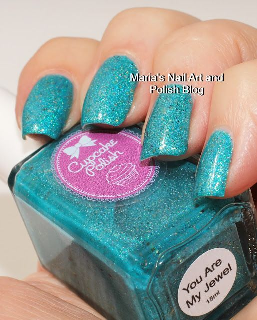 Cupcake Polish You Are My Jewel, a Hypnotic Polish store excl ...