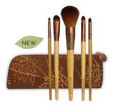 BRUSHES: EcoToolsI love all the EcoTool brushes and have just about every brush, tool and set. The hold up well, no shedding, easy to clean, and a bonus of being eco-friendly, and non-animal hair.
