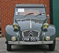 Citroen 2cv Azam 1963 Oude Auto S Eend Auto