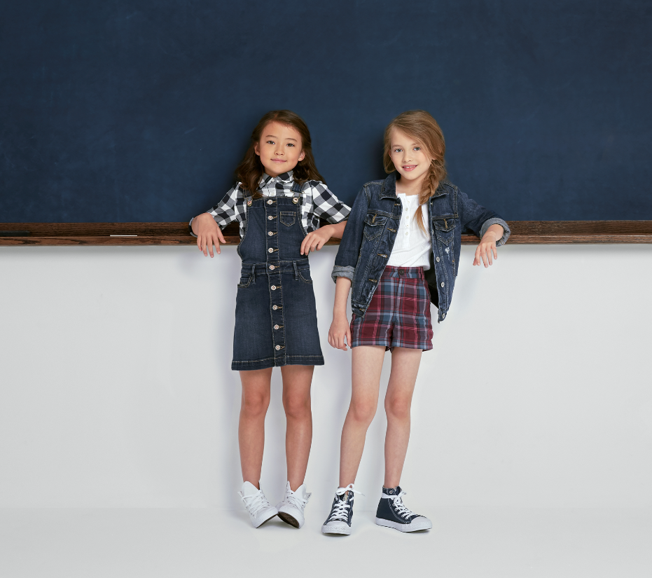 check out the all new uniform shop! dress code approved classics for a stylish school year.