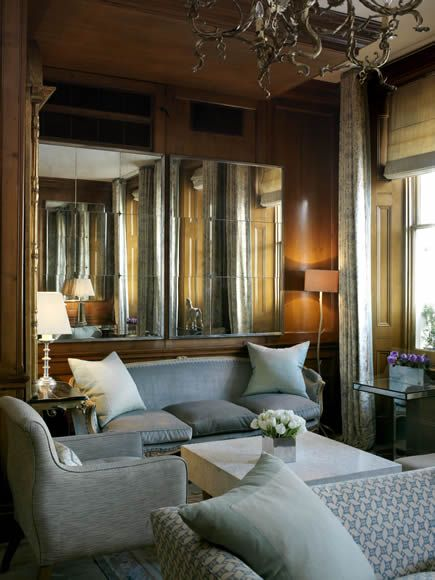 7 Star Hotel Rooms: The Pelham, Cromwell Place London Small