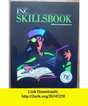 Great source writers inc skills book teachers edition grade 12 great source writers inc skills book teachers edition grade 12 write source 2000 revision fandeluxe Gallery