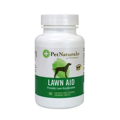 Lawn Aid is a formula designed to control nitrogen waste