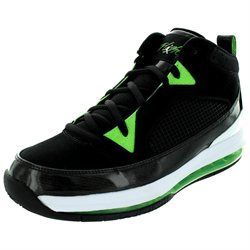 cd3f81c0c6e5 Nike Men s NIKE JORDAN FLIGHT 9 MAX RST BASKETBALL SHOES 9.5  (BLACK WHITE ACTION GREEN)
