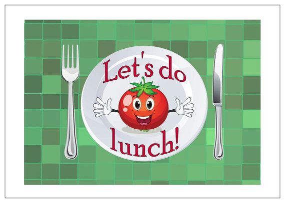 Out To Lunch Let S Do Lunch Invitation Thank You By Nwpitneyink