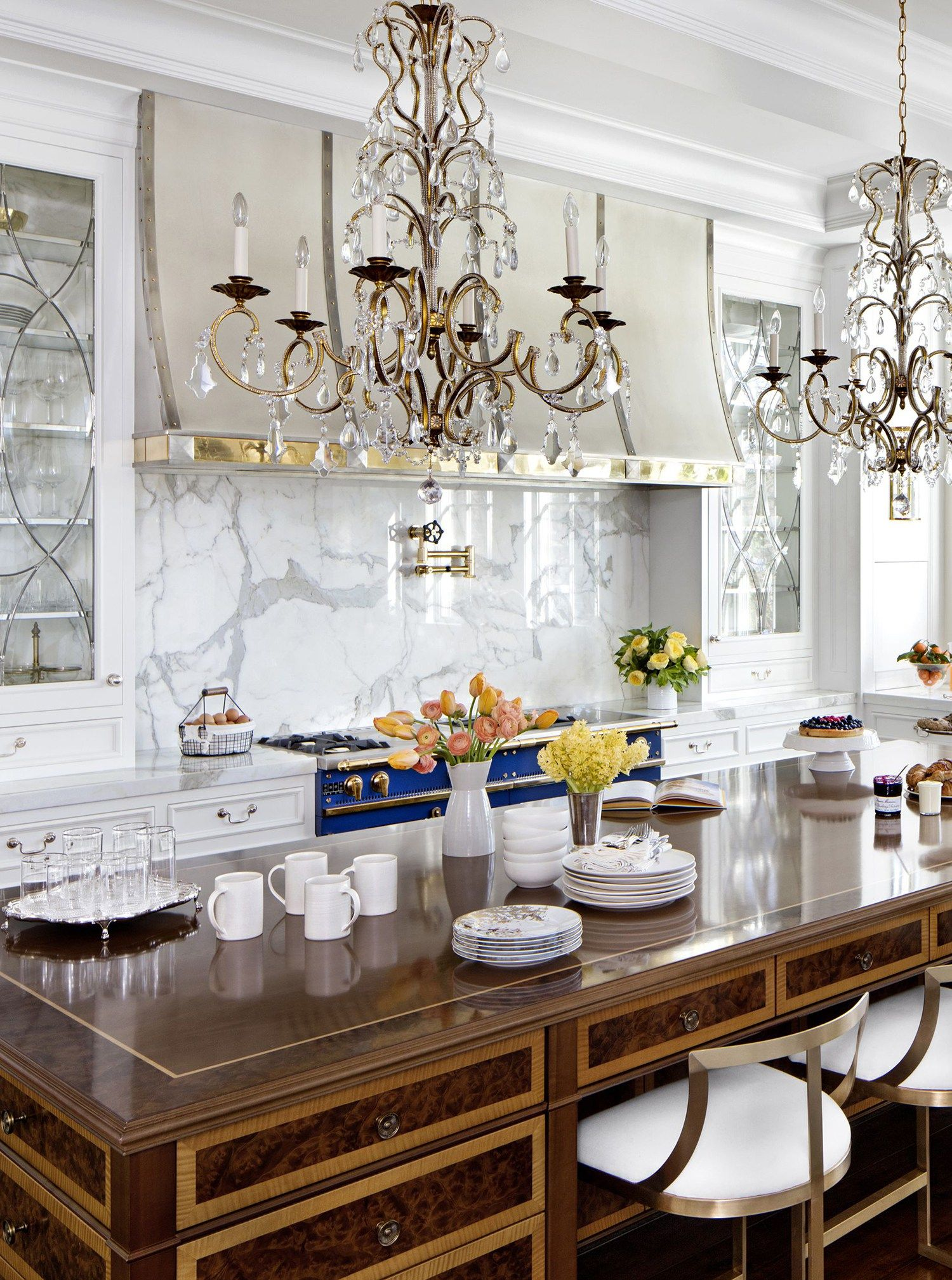 elegant kitchen ideas in 2020 elegant kitchens kitchen design fancy kitchens on kitchen ideas elegant id=43214