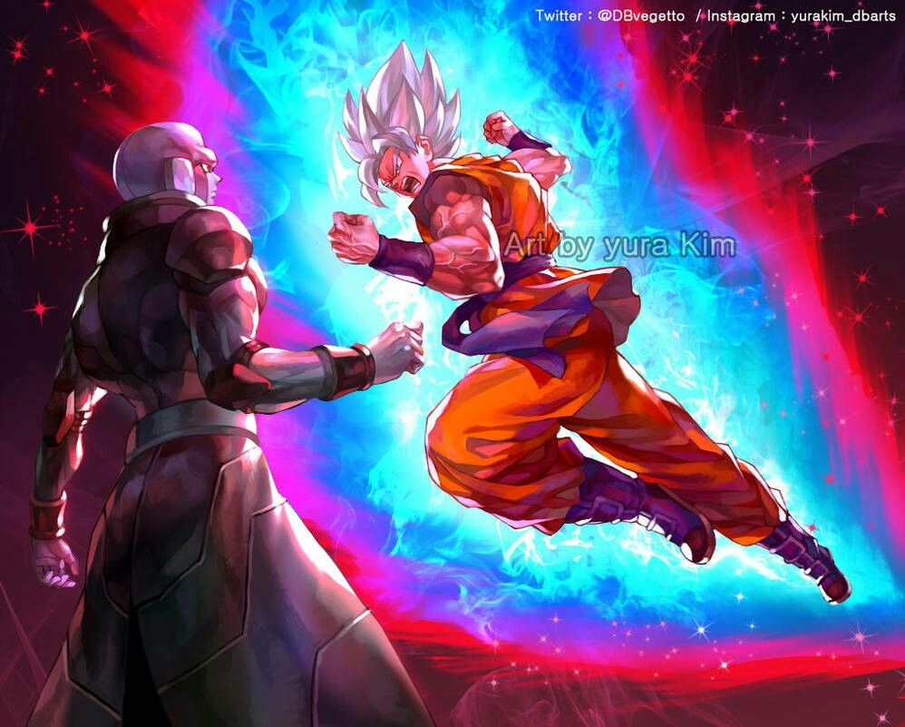 Goku Vs Hit Dragon Ball Super Goku Dragon Ball Dragon Ball Super