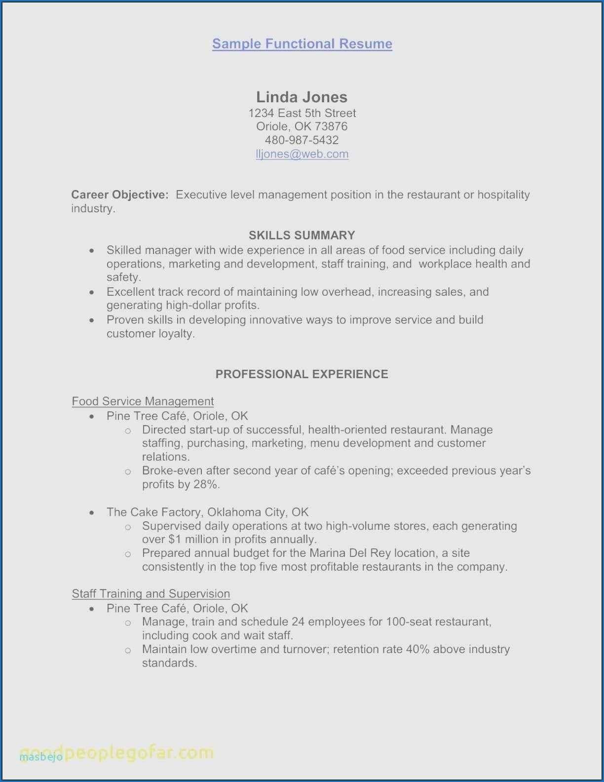 11 Gp Rating Fresher Resume Format