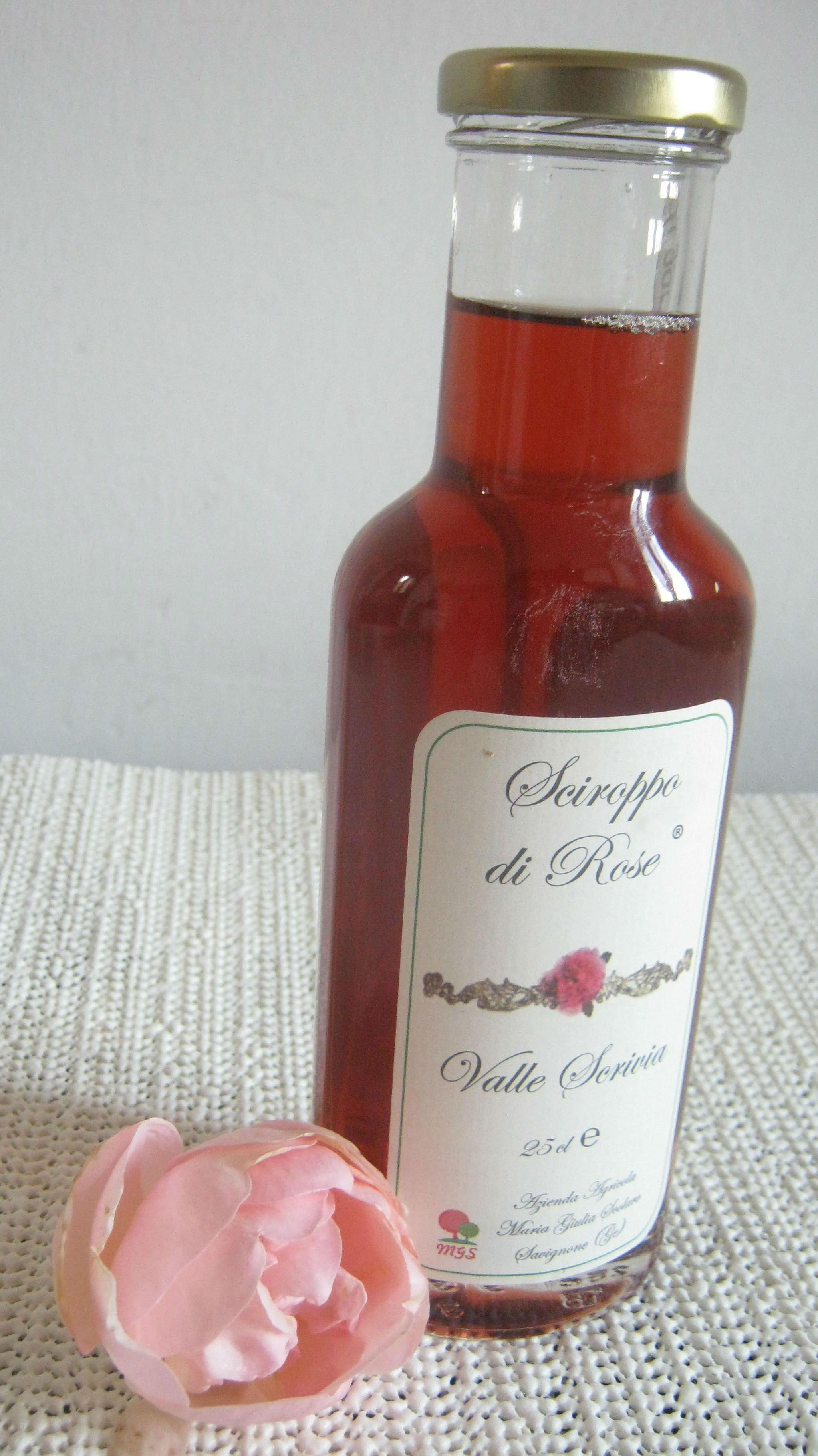 Sciroppo Di Rose Bevande Liquori Liquori Sciroppo