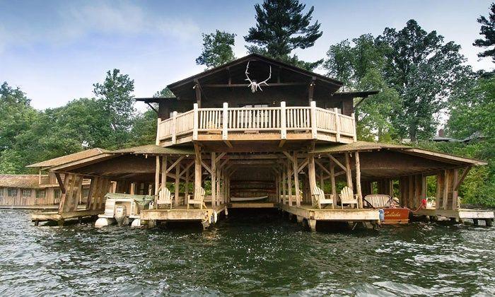 Stout's Island Lodge - Birchwood, WI in 2019 | Stout's