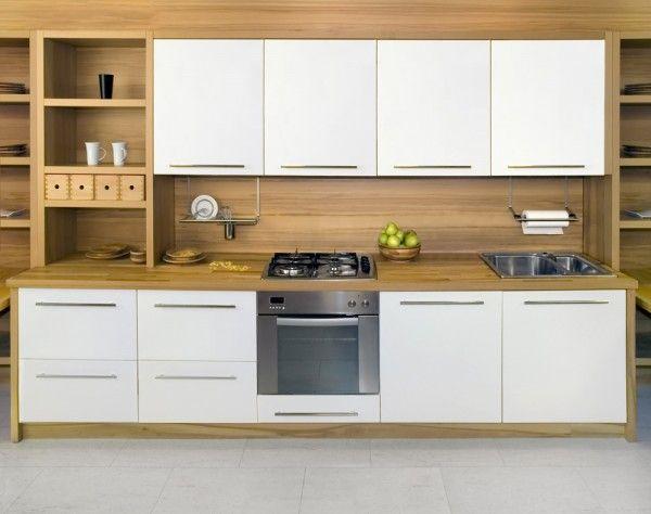 Weiße Laminat Küche Kabinett Türen Haus Weiße Laminat-Küche-Kabinett