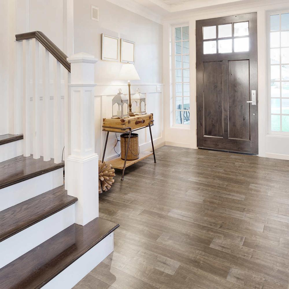 Harmonics Laminate Flooring Installation Wood look tile