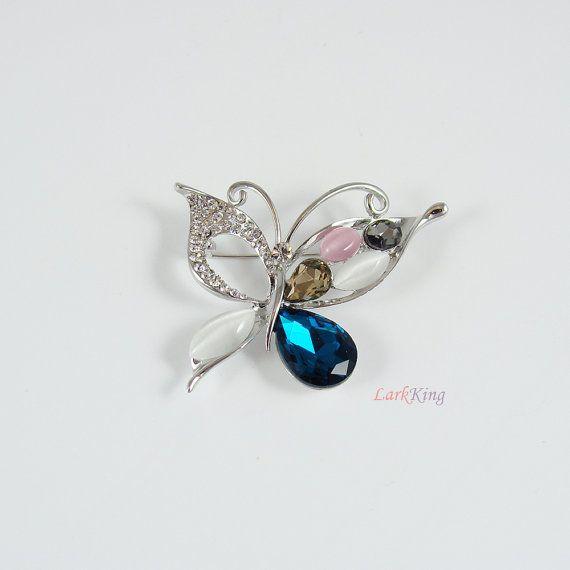 Brooch butterfly brooch women gifts girls gifts by LarkKing